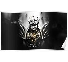 League of Legends - Jarvan IV Poster