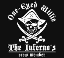 One eyed Willie - The Inferno's crew member by CarloJ1956