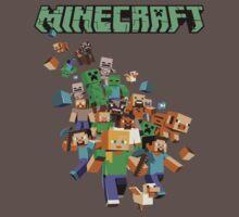 Minecraft love Kids Clothes