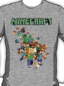 Minecraft love T-Shirt