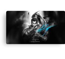 League of Legends - Yasuo Canvas Print