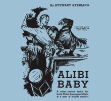 Stewart Sterling - Alibi Baby by perilpress
