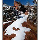 Reddest Rocks by Robert Mullner