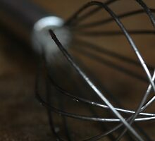 Kitchen Whisk by Deon de Lange