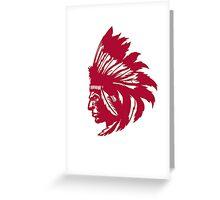 Native Greeting Card