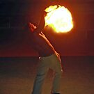 Fire eater by Arianey