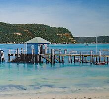 Pittwater Summer by Sarina Tomchin