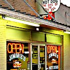Everybody luvs Jimmie's by jenfinger77