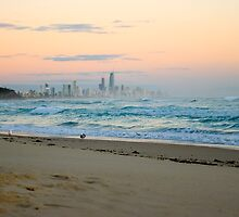 Views to Surfers Paradise by Steve Grunberger
