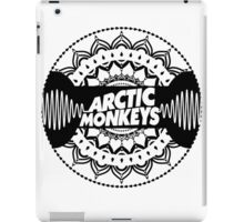 Arctic Monkeys Mandala Circle Print iPad Case/Skin