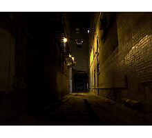The Alleyway Photographic Print
