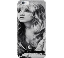 Stevie Nicks The White Witch Vintage Tee iPhone Case/Skin