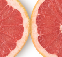 Grapefruit as Healthy and Nutritious Dietary Supplement  Sticker