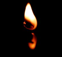Reflecting your Flame by J. D. Adsit