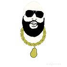 Rick Ross: rich forever by katiezhangg