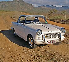 Triumph Herald Coupe 1200 - 1963 by Paul Gilbert