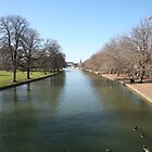 The River Great Ouse by Mark Baldwyn
