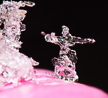 X-Mas Snowflake ! by robkal