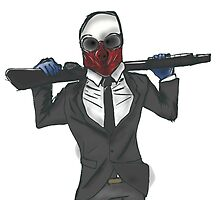 PayDay Style by Solbessx