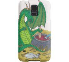 Some Days the Dragon Wins Samsung Galaxy Case/Skin