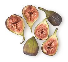 Figs as a Healthy and Nutritious Fruit by etienjones