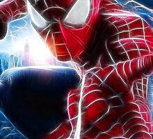 Spiderman by BritishYank