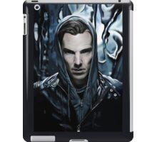 Benedict Khan-berbatch iPad Case/Skin