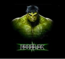 The Hulk by BritishYank