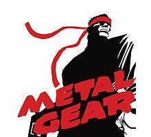 METAL GEAR by TwistedBeard