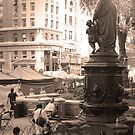 Fountain, Union Square by APhillips