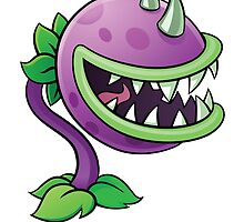 Plants vs Zombies 2 - Chomper by DeepThought