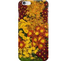 Bunches of Yellow, Copper, Orange, Red, Maroon - Fabulous Autumn Abundance iPhone Case/Skin