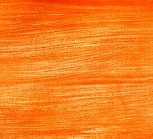 Orange Paint Background 4 by AnnArtshock
