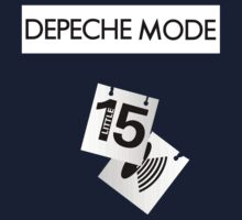 Depeche Mode : Little 15 - 2 Kids Clothes