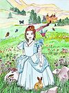 Princess of Spring by Wendy Crouch