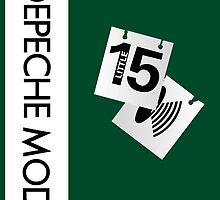 Depeche Mode : Little 15 - 1  by Luc Lambert