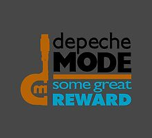 Depeche Mode : Some Great Reward - Title by Luc Lambert