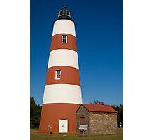 The Sapelo Island Lighthouse Photographic Print
