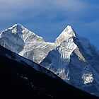 EBC14-ama dablam back by MichaelBr