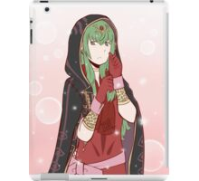 """Promise? I hate being alone..."" iPad Case/Skin"