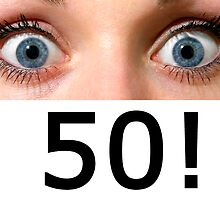 50! by Vincent Abbey