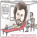 Bee Gee In Therapy  by Rick  London