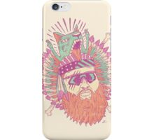 All American Action Bronson  iPhone Case/Skin