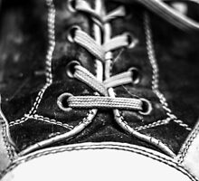 Leather and Laces by Dennis Maida