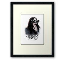 """Hanging Tree"" Framed Print"