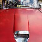 Red Taxi, Viñales  by ponycargirl