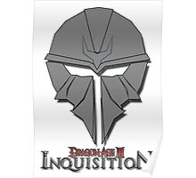 *New* Dragon Age Inquisition work Poster