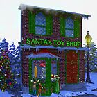 Christmas Window Shopping by kenmo