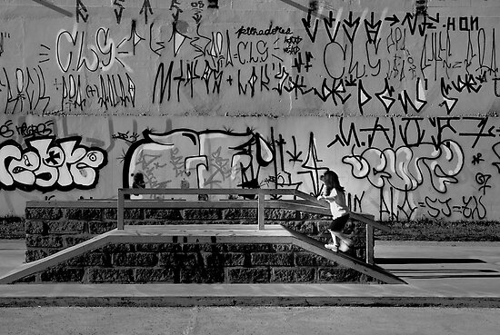 Urban Playground by Nando MacHado