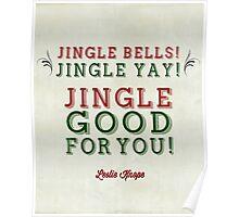 Merry Congratu-Christmas! Poster